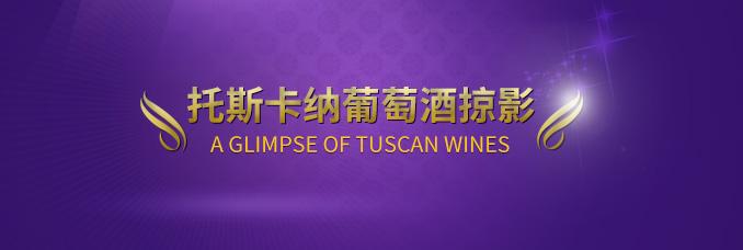 托斯卡纳葡萄酒掠影
