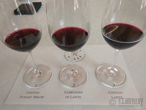 红酒世界2016期酒抢先看:拉菲古堡