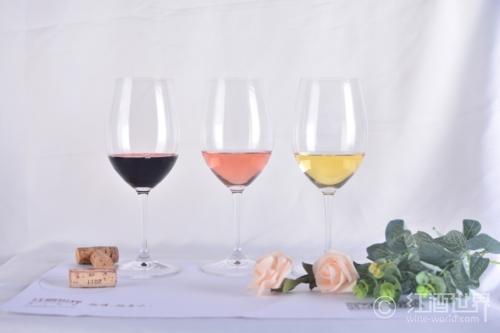 葡萄酒入门之葡萄酒颜色