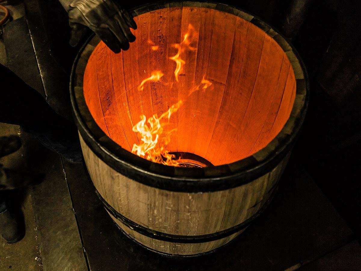 葡萄酒中的橡木味从何而来?