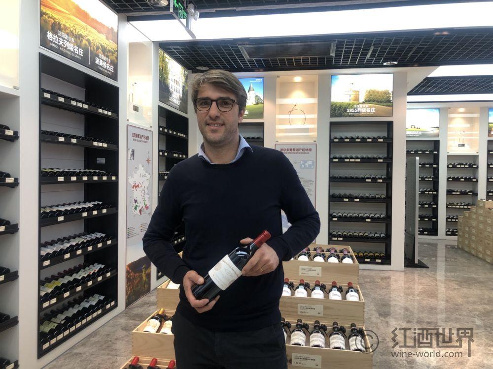 红酒世界专访白马酒庄技术总监