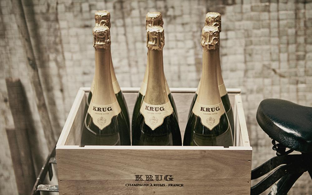 香槟发展趣史