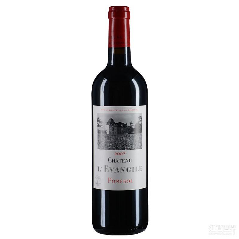 1961年份乐王吉酒庄红葡萄酒