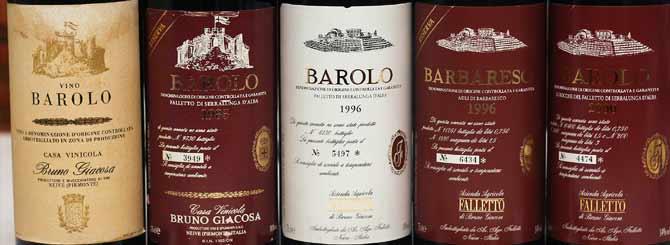 酒界傳奇:布魯諾·嘉科薩
