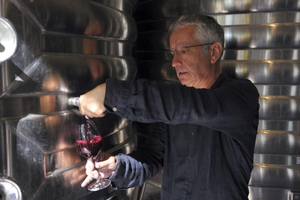 波尔多传奇酿酒师:丹尼斯·杜兰多