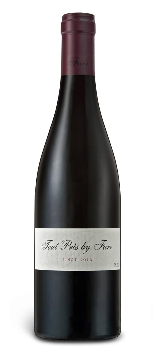 2012年份百发酒庄图普勒斯黑皮诺红葡萄酒