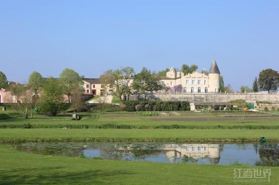 扒一扒拉菲古堡要赠予法国队的98年拉菲