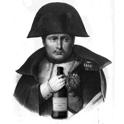 拿破仑喜欢喝什么酒?