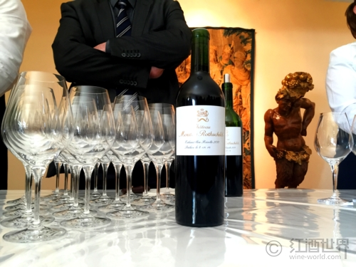 红酒世界2018波尔多期酒品鉴:木桐酒庄