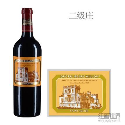 2015年份宝嘉龙城堡红葡萄酒