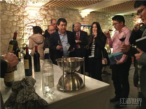 金钟酒庄2015期酒品鉴,红酒世界带您感受舌尖上的醇香