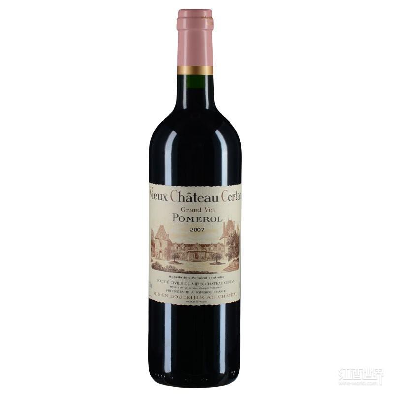 2009年份老色丹酒庄红葡萄酒