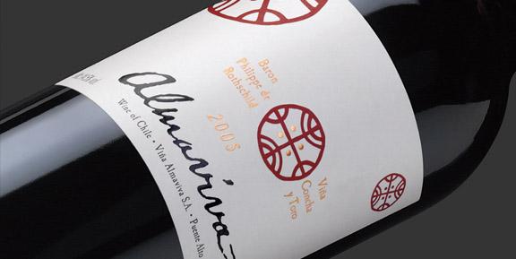 智利葡萄酒界的四大天王