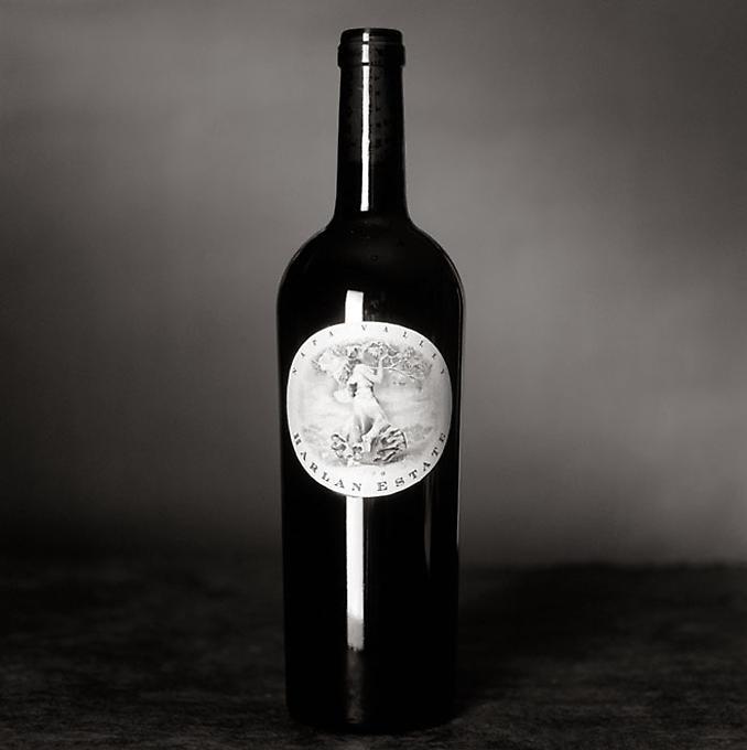2009年份哈兰酒庄红葡萄酒