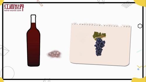 岁月的痕迹——葡萄酒瓶中的沉淀