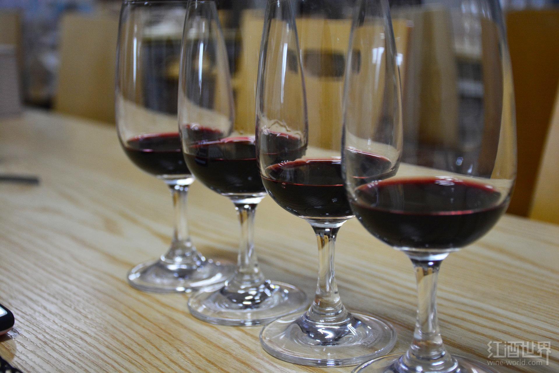 葡萄酒颜色须知之基本要素
