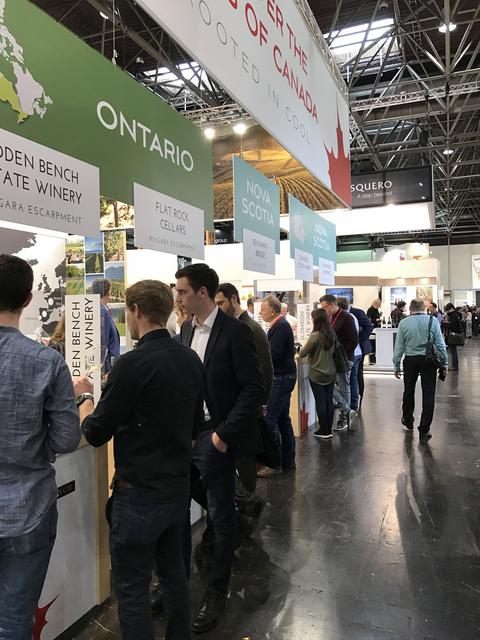 全球美酒聚焦2017德国国际葡萄酒博览会