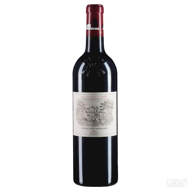 2009年份拉菲古堡红葡萄酒