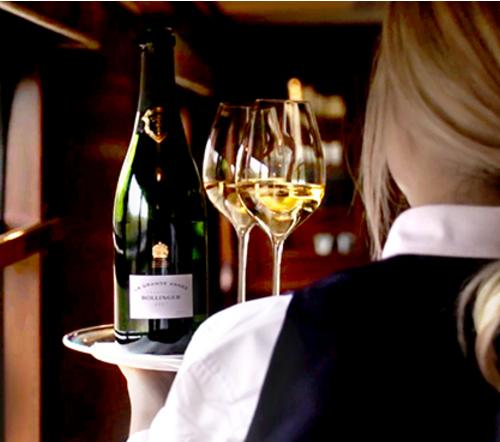 法国堡林爵香槟酿酒师跳槽