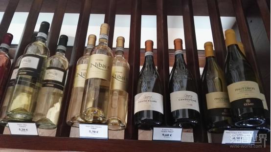意大利白葡萄酒不能陈年?事实绝非如此