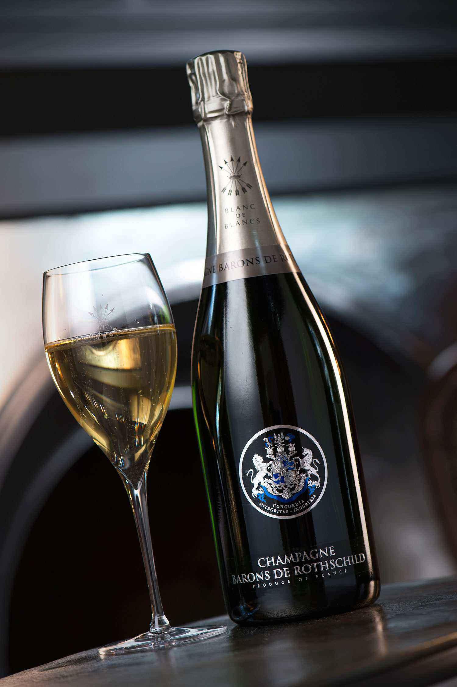 香槟酿造中的三次糖分添加