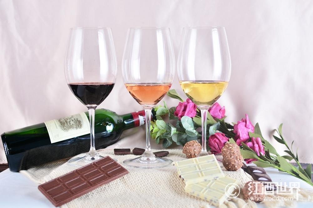 巧克力与葡萄酒搭配指南