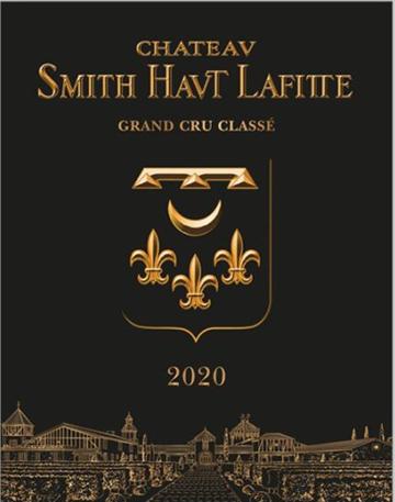 三重潜在满分!2020史密斯拉菲特携全新酒标震撼上线