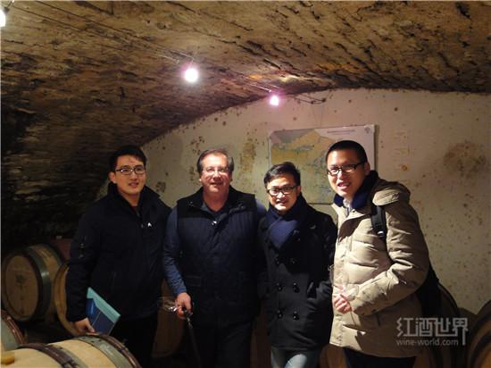 红酒世界勃艮第名庄探访之旅——酒痴庄主的碧松查尔斯酒庄