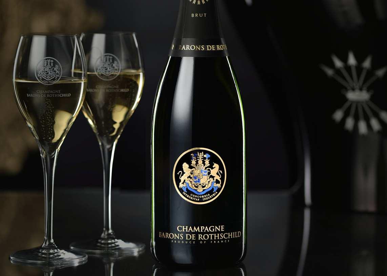 罗斯柴尔德家族香槟之旅