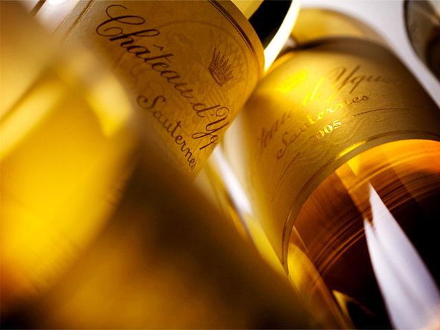2007年份滴金酒庄贵腐甜白葡萄酒