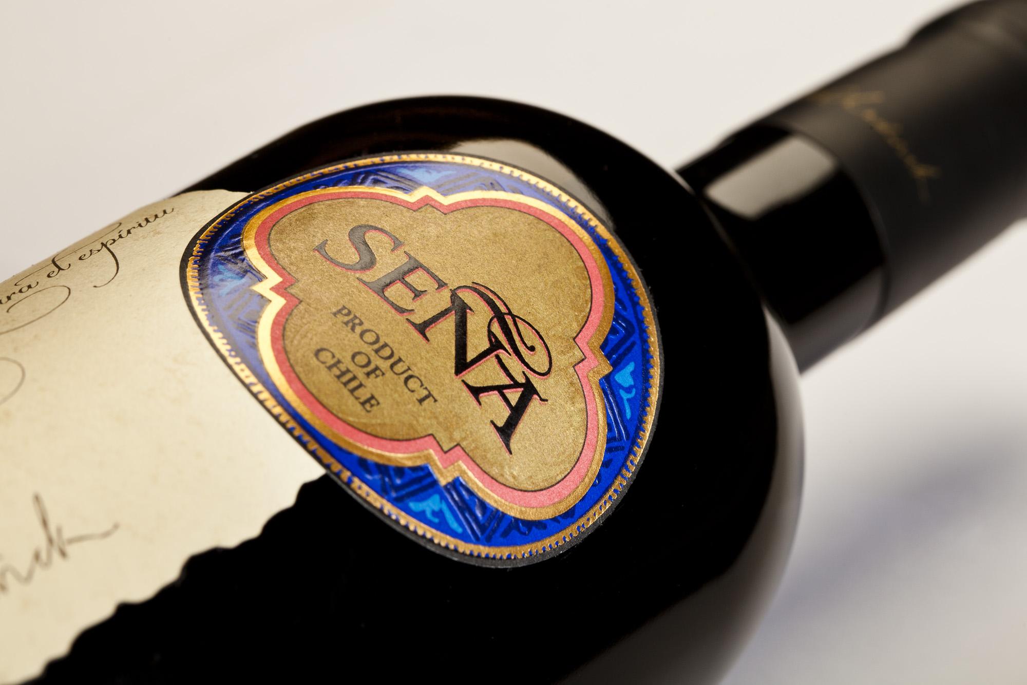 2010年份桑雅酒庄红葡萄酒