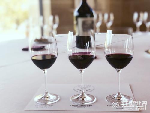 红酒世界2018波尔多期酒品鉴:拉菲古堡
