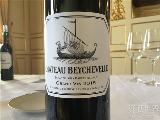 """红酒世界2015年份波尔多期酒之旅——""""霸气""""龙船"""
