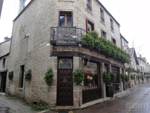 红酒世界勃艮第名庄探访之旅——勒克莱尔酒庄