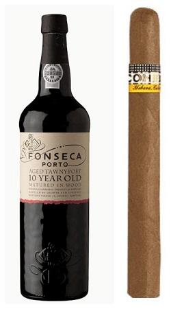 雪茄和波特酒的三大绝配