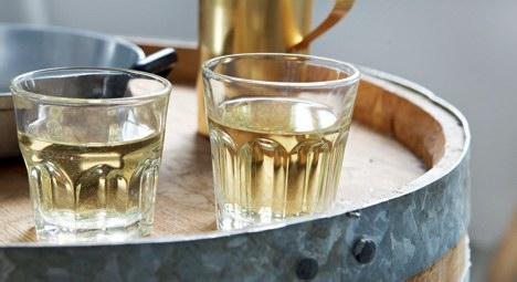 松香葡萄酒为何物?
