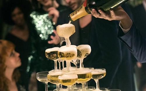 8大香槟品牌引领香槟市场反弹