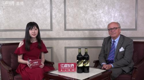 红酒世界全球名庄直播:格拉夫列级庄拉图玛蒂雅克