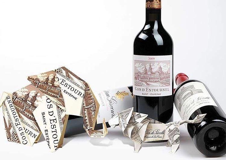 爱士图尔正牌酒十年垂直品鉴