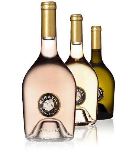 好莱坞明星酿酒也出彩,首款桃红葡萄酒荣登百大榜单