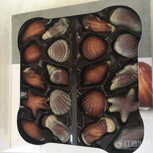 自制红酒巧克力 在浪漫之峰说爱你