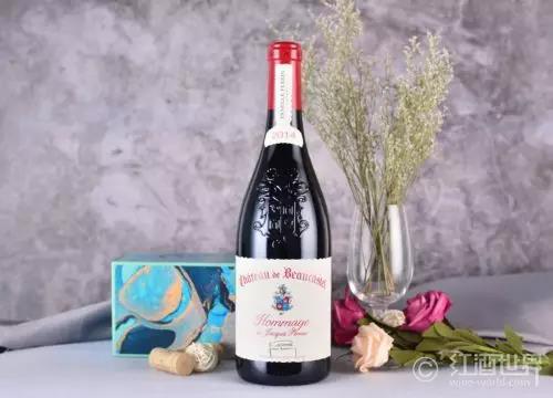 98分博卡斯特尔,仅优秀年份出产,帕克盛赞的教皇新堡佳酿