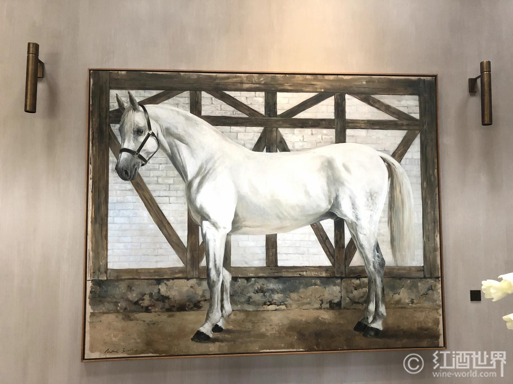 2018一级A等白马:美妙、优雅而经典