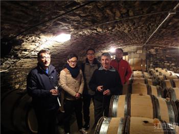 红酒世界勃艮第名庄探访之旅——文森弗朗索瓦酒庄