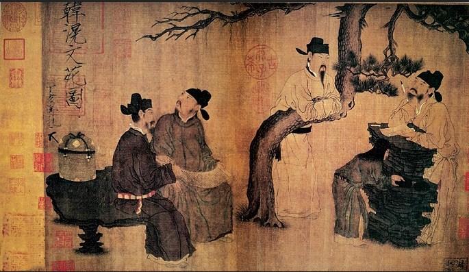 唐诗中的酒文化