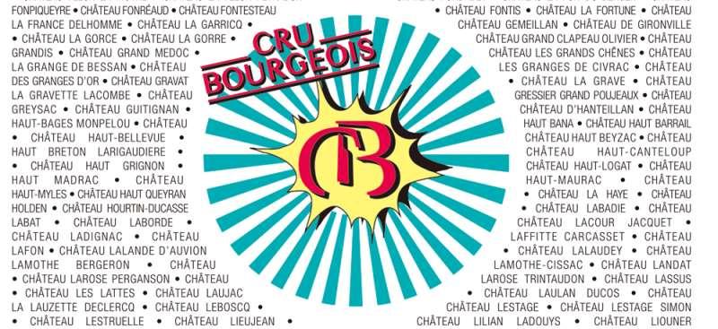 2014年法国波尔多中级庄名单公布