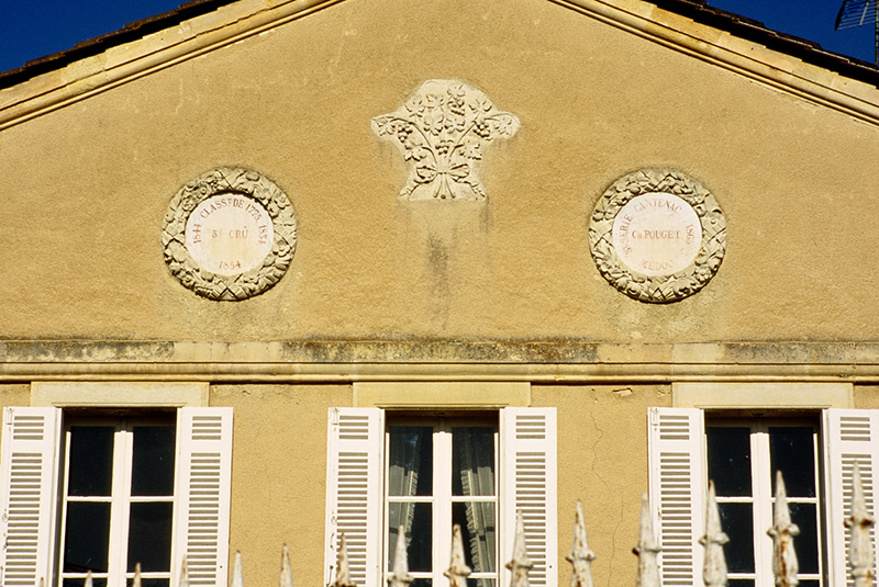 波尔多1855列级庄酒庄建筑图(上)