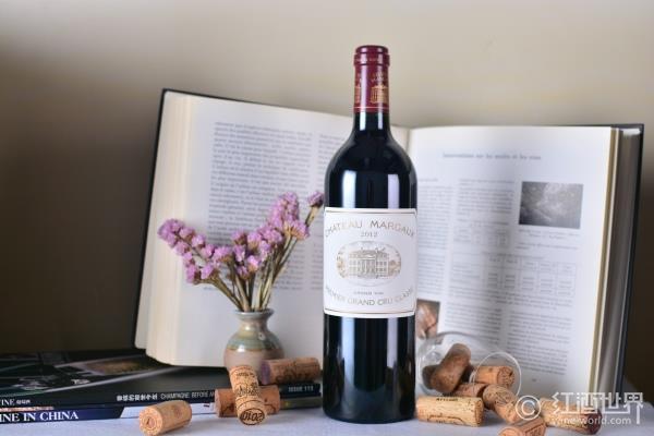 2000年份玛歌酒庄红葡萄酒