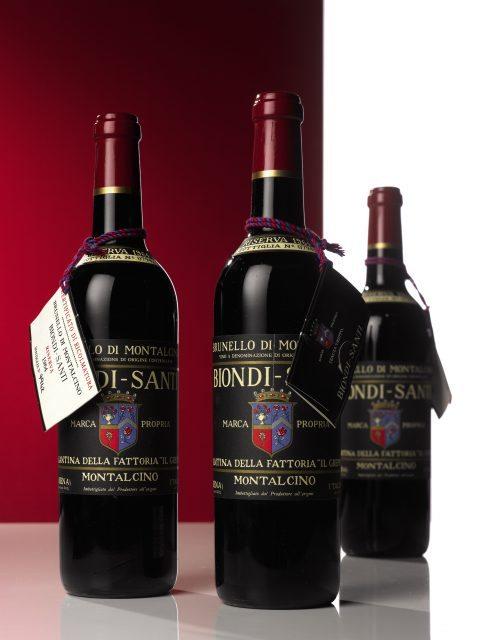 1945年份美讯酒庄红葡萄酒在纽约竞拍