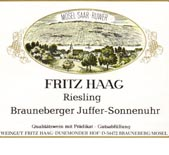 海格酒庄(Weingut Fritz Haag)